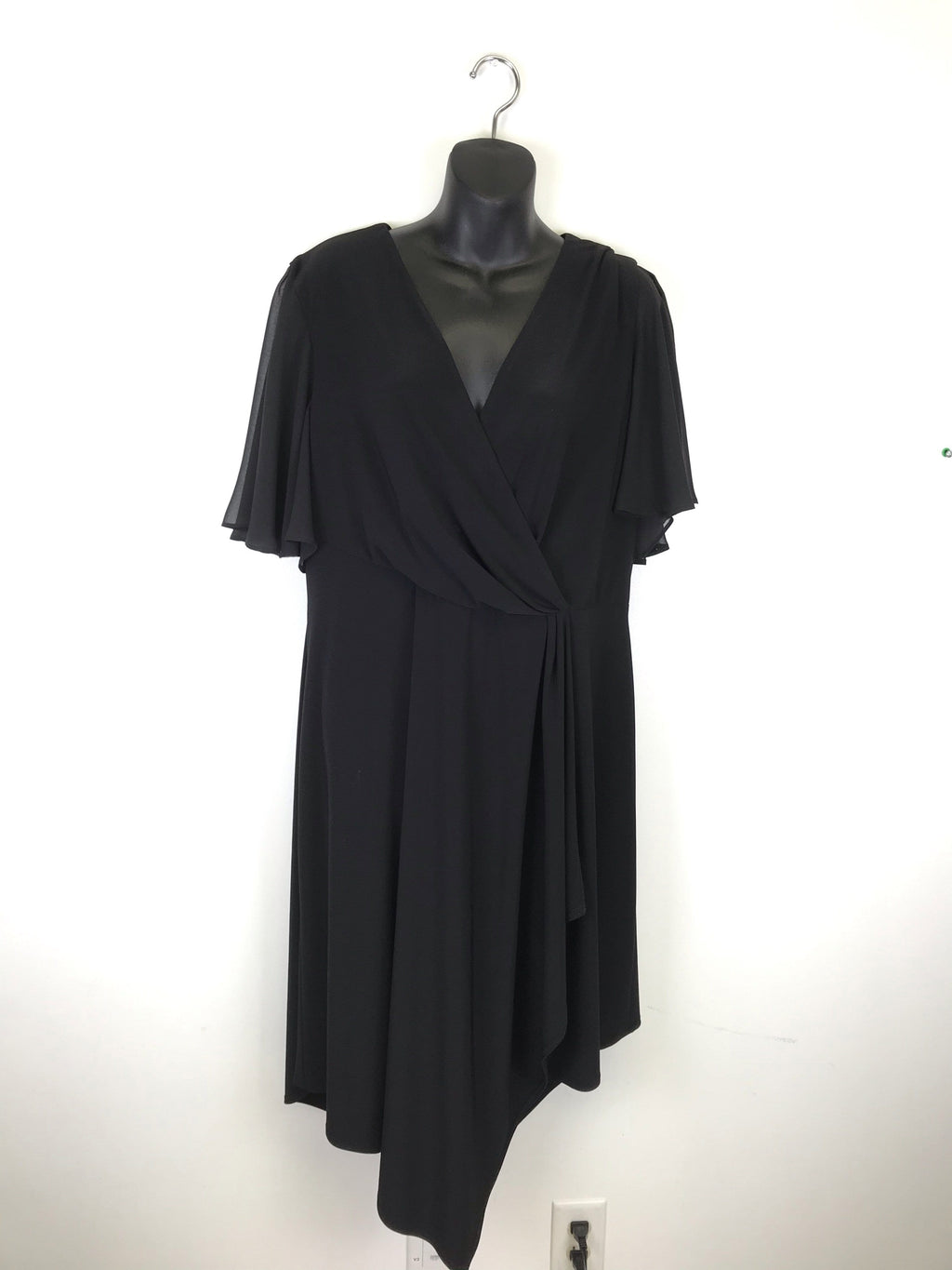 Joseph Ribkoff Dress Black 201262