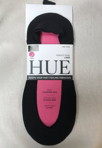 Hue Cotton Edge Liner 19152 Socks