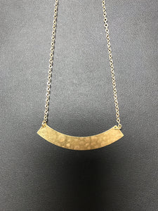 Frug Hammered Necklace Jewellery
