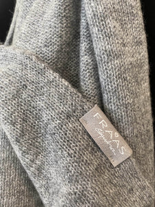 Fraas Pure Cashmere Scarf - Mid Grey - 684303 960 Scarf