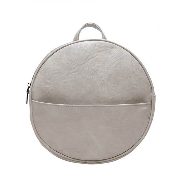 S.Q 20002 Jessa Antique White Backpack