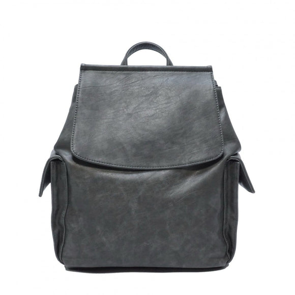 S.Q 20059  Lena  Marble Gray Back Pack