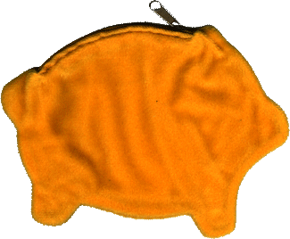 Puerquito coin purse