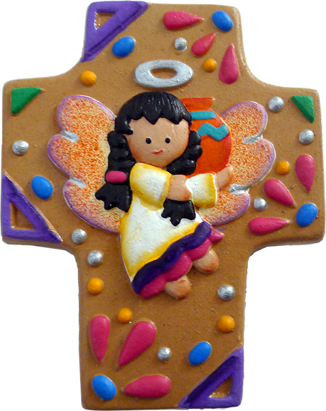 Cruz Angel magnet