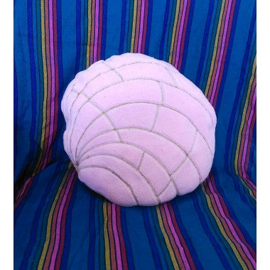 Pan Dulce Plush Concha Cushions