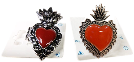 Sacred Heart Ring special
