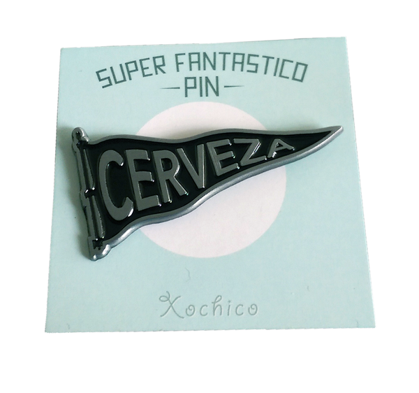 Pennant Series Lapel Pins (Free U.S. Shipping)