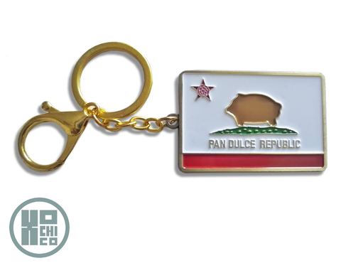Pan Dulce Republic Key Chain