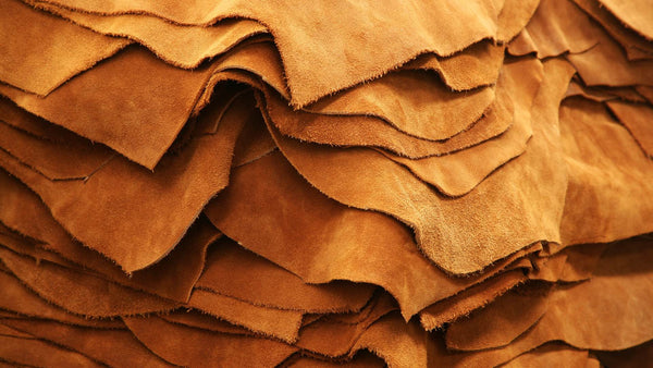 Our Sustainable Leather