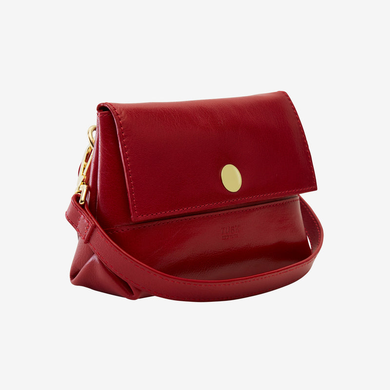 598-tusk-womens-leather-convertible-belt-bag-crossbody-bag-red-side