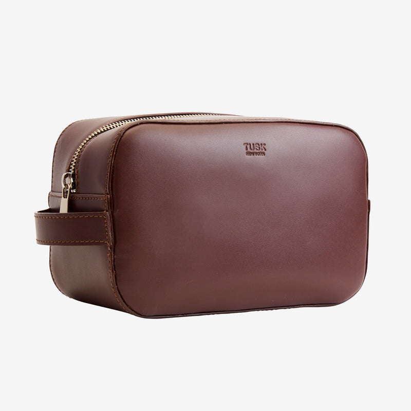 tusk-770-mens-leather-toiletry-case-chocolate-side