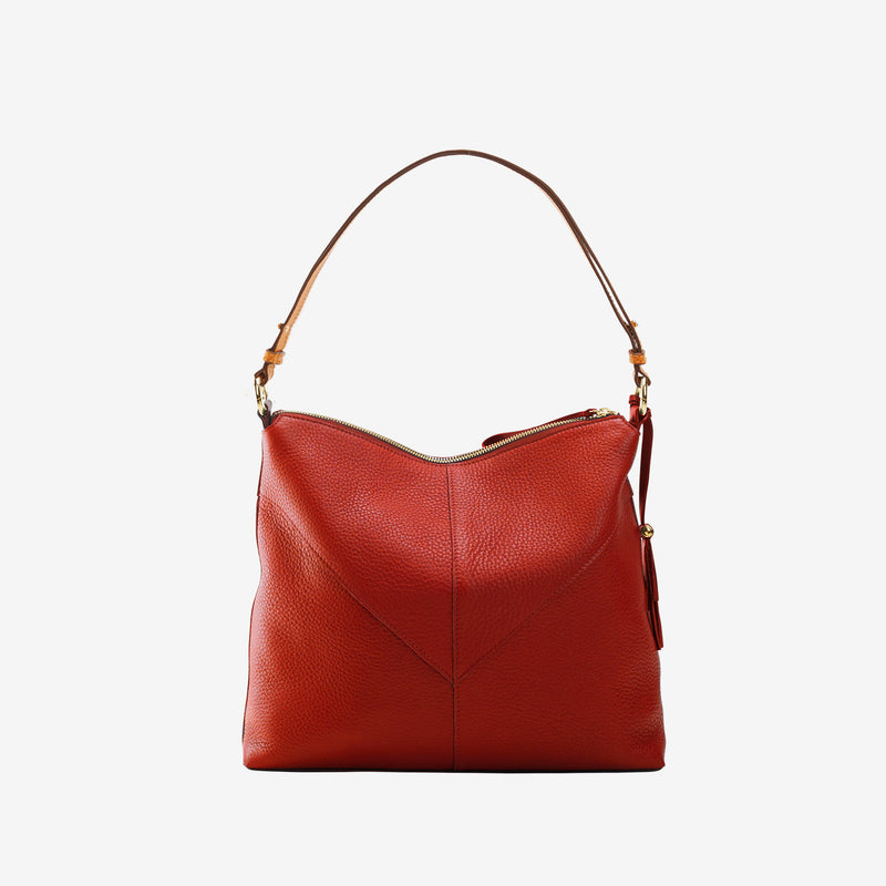 tusk-9640-ascot-pebblegrain-leather-small-hobo-bag-flame-back