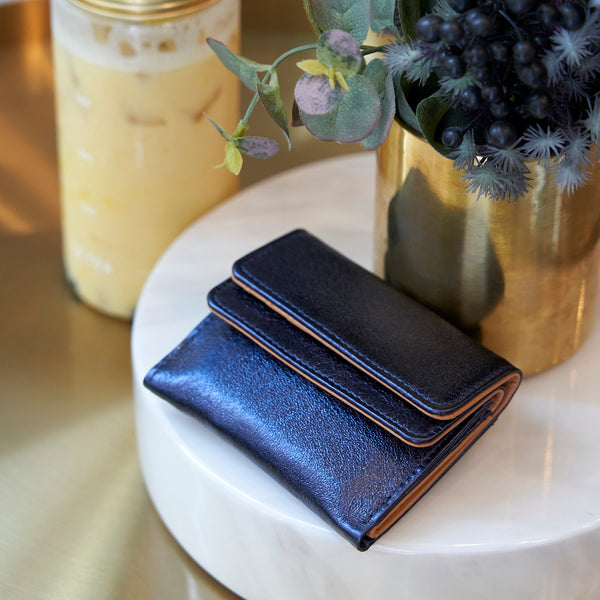 Orissa Double Flap Mini Wallet