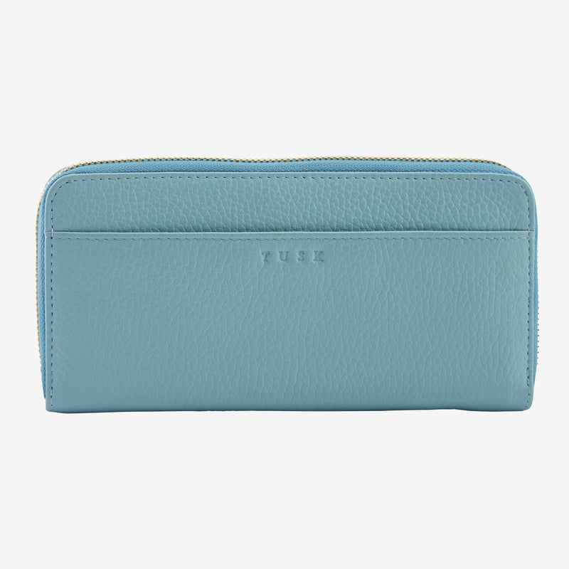 Ascot Single Zip Wallet
