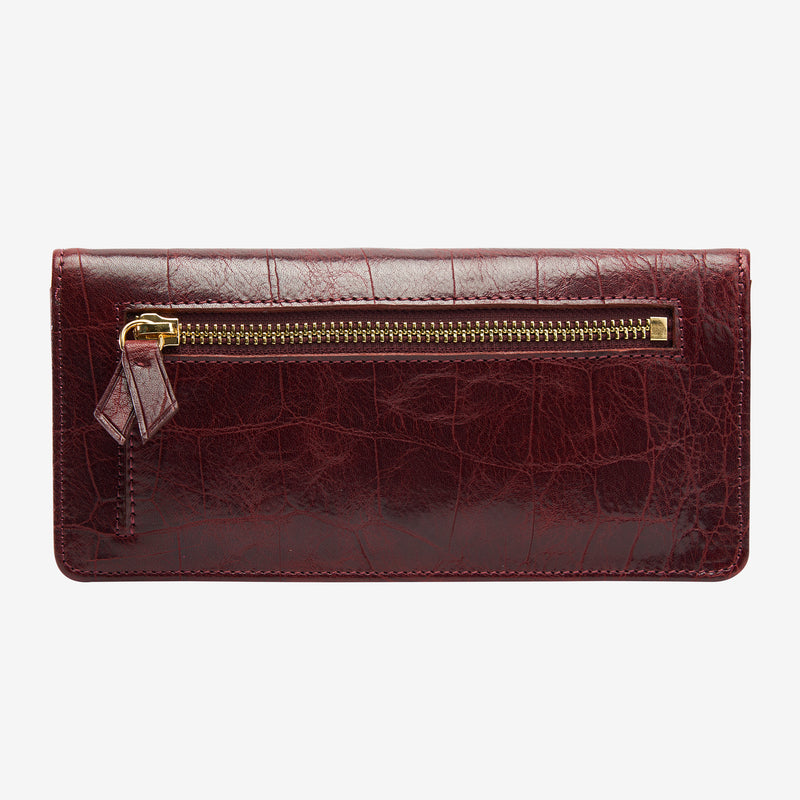 tusk-434-lisbon-printed-croco-leather-clutch-wallet-oxblood-back