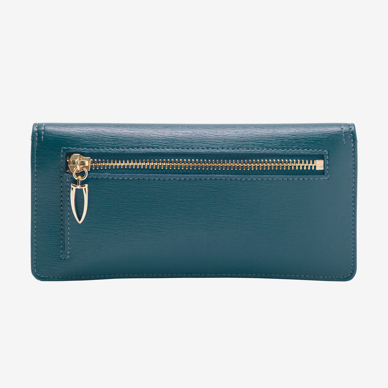 tusk-434-madison-saffiano-leather-clutch-wallet-teal-back