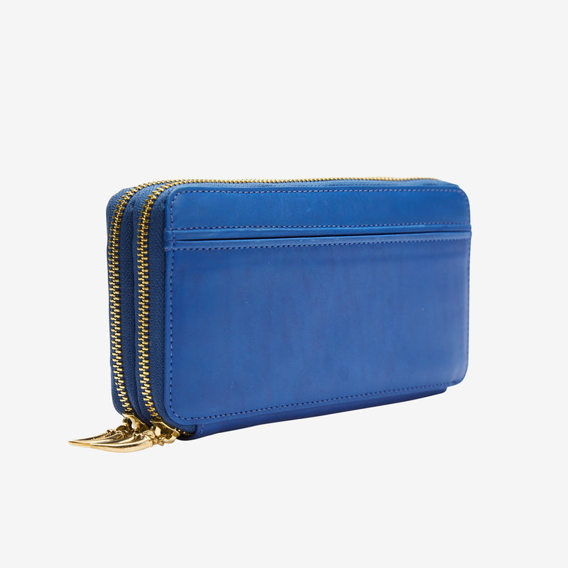 Donington Double Zip Wallet