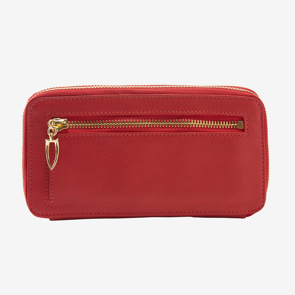 tusk-443-donington-double-zip-wallet-red-back