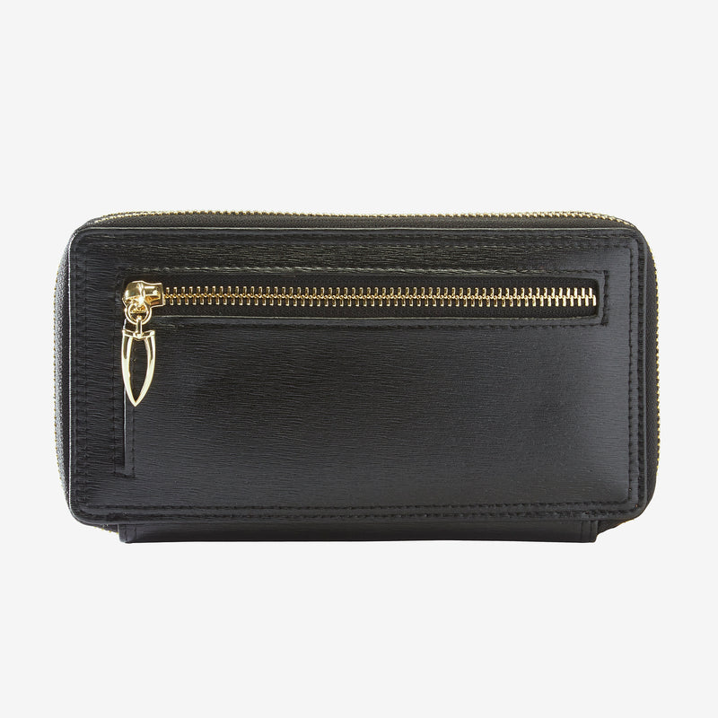 tusk-443-madison-saffiano-double-zip-wallet-black-back
