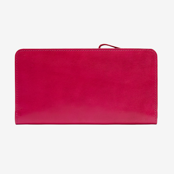 tusk-484-womens-leather-snap-clutch-wallet-geranuim-back