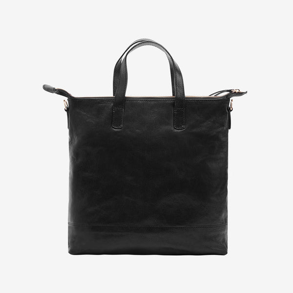 tusk-9905-lorna medium-leather-tote-black-back