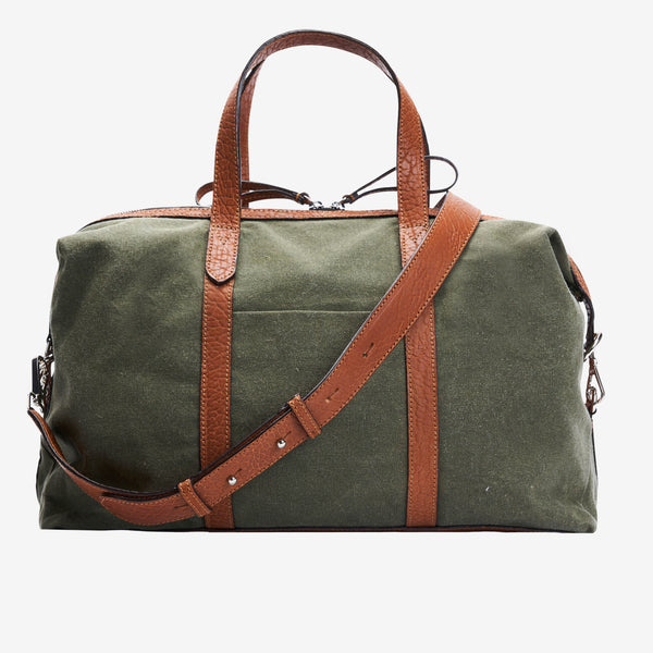 tusk-9920-canvas-everyday-duffel-bag-olive-front
