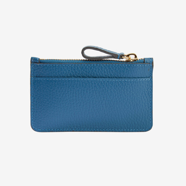 Ascot Zip Card Case - Tusk
