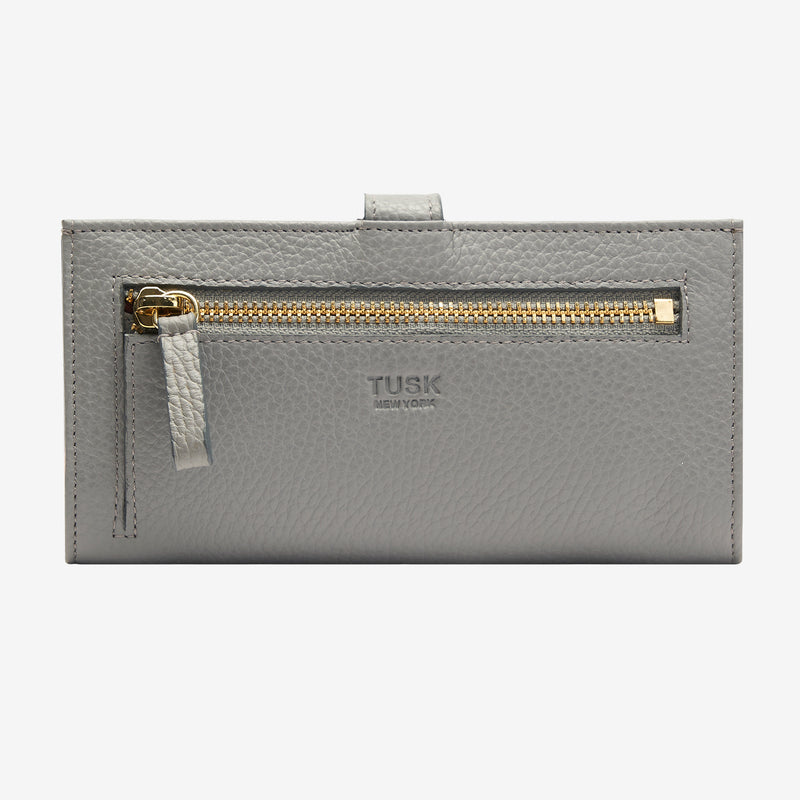 Ascot Long Slim Wallet