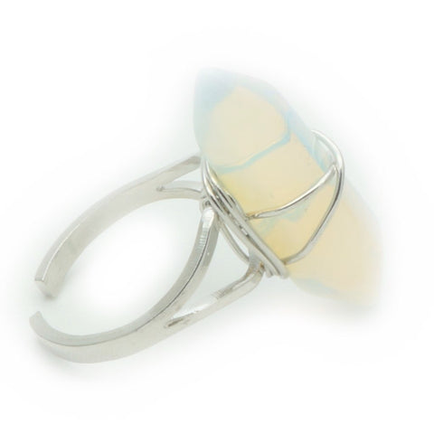 Opalite Point Ring