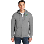 West Falls Conservation Society - Gildan® - Heavy Blend™ Full-Zip Hooded Sweatshirt (EMBROIDERED FRONT ONLY)