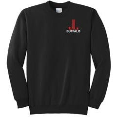 Junior League of Buffalo Port & Company Mens - Ultimate Crewneck Sweatshirt