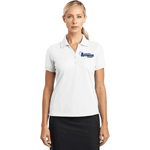 Northeastern Appraisal Associates Nike Ladies Dri-FIT Classic Polo - Blue Bison Sports