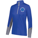 Williamsville South HS Girl's Volleyball Russell Ladies Hybrid Pullover