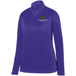 CNC LADIES WICKING FLEECE PULLOVER - Blue Bison Sports