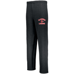 Clarence HS Boy's Lacrosse DRI-POWER® OPEN BOTTOM POCKET SWEATPANT - Blue Bison Sports