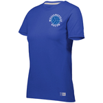 Williamsville South HS Girl's Volleyball Russell Athletic Ladies Essential Tee