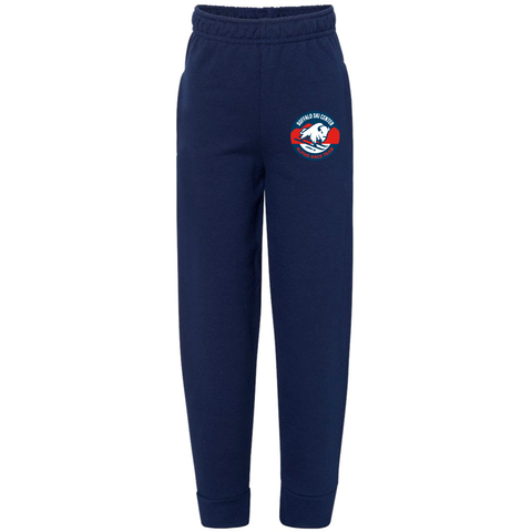 Buffalo Ski Center Alpine Race Team JERZEES - Youth NuBlend® Jogger Fleece Pants