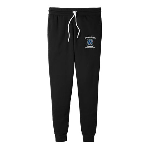 Williamsville Girl's Varsity Ice Hockey - BELLA+CANVAS ® Unisex Jogger Sweatpants