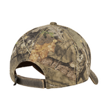 West Falls Conservation Society Port Authority® Pigment Print Camouflage Cap - Blue Bison Sports