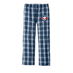 Buffalo Ski Center Alpine Race Team District ® Flannel Plaid Pant