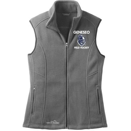 Geneseo FH Eddie Bauer Women's Vest - Blue Bison Sports