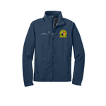 MEPS Eddie Bauer® - Soft Shell Jacket - Blue Bison Sports