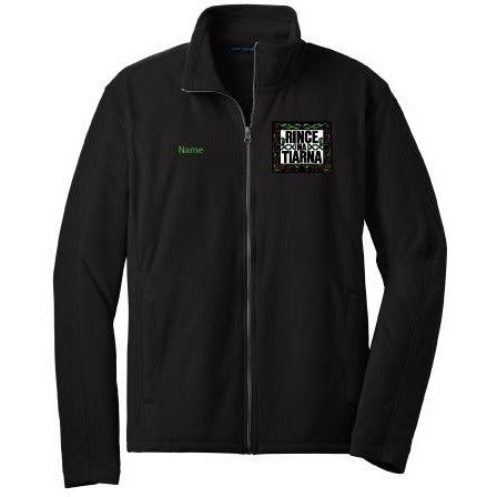 HCS Port Authority® Microfleece Jacket - Blue Bison Sports