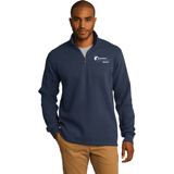 Northeastern Appraisal Assoc. Port Authority® Slub Fleece 1/4-Zip Pullover