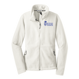 Buffalo Suzuki Strings Port Authority Ladies Value Fleece Jacket - Blue Bison Sports