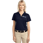 Northeastern Appraisal Associates Port Authority® Ladies Tech Pique Polo - Blue Bison Sports