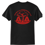 Double A Landscaping Port & Company® Core Blend Tee