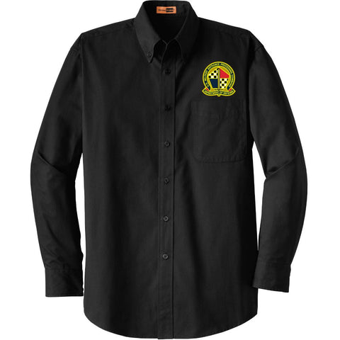 MEPS CornerStone® Mens- Long Sleeve SuperPro™ Twill Shirt