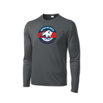 Buffalo Ski Center Alpine Race Team Sport-Tek® Unisex PosiCharge® Longsleeve Competitor™ Shirt