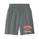 Clarence Boy's Lacrosse - Sport-Tek® Youth PosiCharge® Competitor™ Pocketed Short